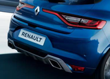 Double canule Mégane GT