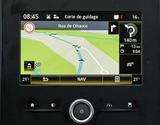 Radio multimédia 7'' Renault mégane